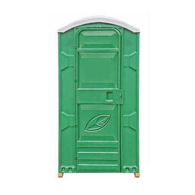 Кабина туалетная EcoLight Дачник (зеленая)