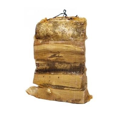 Дрова березовые камерной сушки в сетке