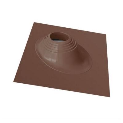 Уплотнитель кровельный Roof Master RES №2 силикон d-203/280 мм коричневый угловой