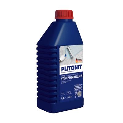 Грунт укрепляющий PLITONIT Грунт-3 (концентрат) 0.9 л