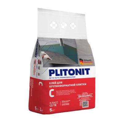 Клей для плитки PLITONIT C 5 кг