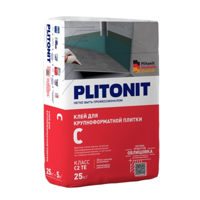 Клей для плитки PLITONIT C 25 кг УЦЕНКА*