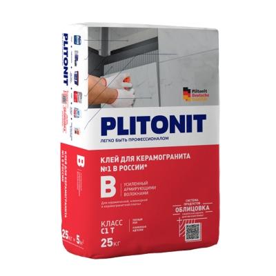 Клей для плитки PLITONIT B (усиленный) 25 кг УЦЕНКА*
