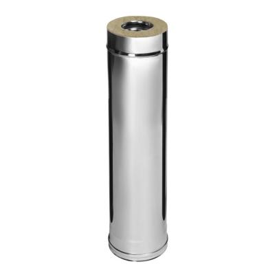 Сэндвич (AISI 430+нерж.сталь, 0.8 мм) d-150/210 мм 500 мм