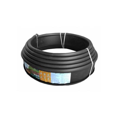 Бордюр KANTA PRO Б-1000.15.03-ПП пластиковый черный