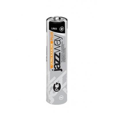 Элемент питания алкалиновый LR03 Ultra Alkaline BL-4 (блист.4шт) JAZZway 5010802