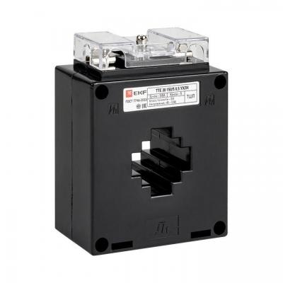 Трансформатор тока ТТЕ 30 100/5А кл. точн. 0.5S 5В.А EKF tte-30-100-0.5S/tc-30-100-0.5S
