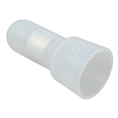 Заглушка концевая изолирующая КИЗ 8.0кв.мм для соединения алюм. проводов (уп.100шт) IEK USC20-6-100