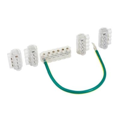 Комплект клеммников SV15 3хKE10.1+1хKE10.3 (Al 10-35/Cu 1.5-25) для сетей уличного освещения PROxima EKF sv-15