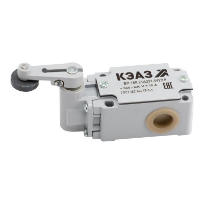 Выключатель путевой ВП15К21А 231 54У2.8 КЭАЗ 151297