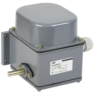 Выключатель концевой ВУ-250М У2 2 комм. цепи IP44 IEK KV-1-250-1