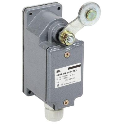 Выключатель концевой ВП 16Г-23Б-231-55 У2.3 1з+1р IP55 IEK KV-1-16-1