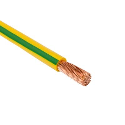 Провод ПуГВ 16 (пог. м) желто-зеленый ВЛКЗ