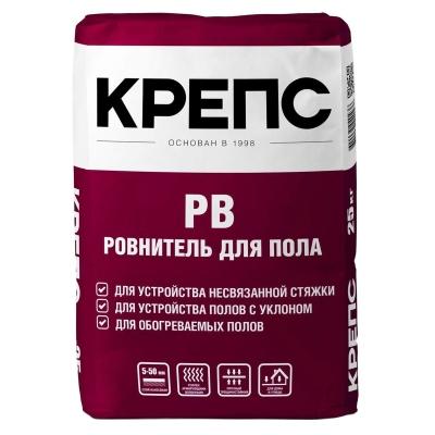 Ровнитель для пола КРЕПС PB (первичный) 25 кг
