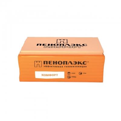 Пенополистирол экструдированный Пеноплэкс Комфорт 50х585х1185 мм (0.69 м²)