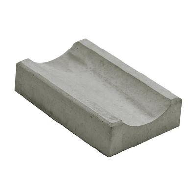 Водосток тротуарный ПВУ 50х160х500 мм серый
