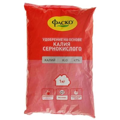 Калий сернокислый (1 кг)