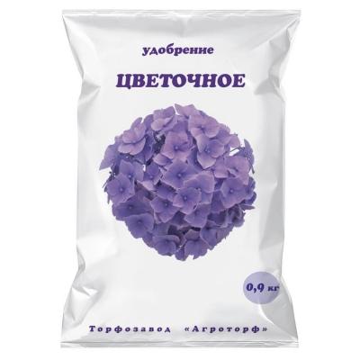 Удобрение Цветочное НовАгро (0.9 кг)