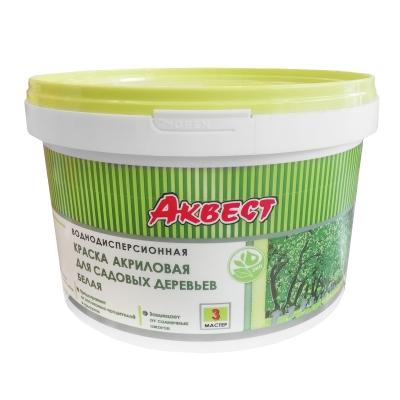 Краска для садовых деревьев Аквест (3 кг)