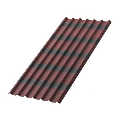 Черепица Ондулин 950x1950 мм Красная