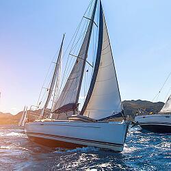 Круиз на парусной яхте в Черногории