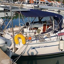 Sailboat BAVARIA CRUISER 38
