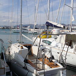 Sailboat CARTER 30 (проект)