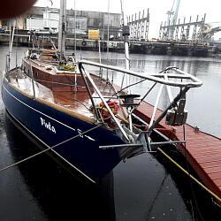 Парусная яхта S&S 34