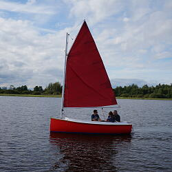 Sailboat Tom Cat 14ft