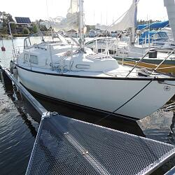 Sailboat SEMONA 31FT