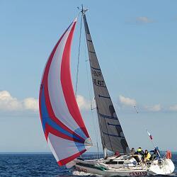 Парусная яхта Рикошет 930