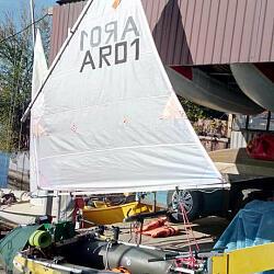 Парусная надувная лодка 2019 - Арагаст