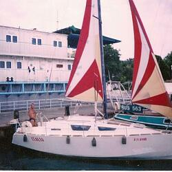 Voilier CUSTOM SAILBOAT