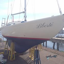 INTERNATIONAL FOLKBOAT 1978 - Liberté