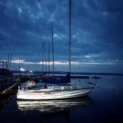 Парусная яхта CUSTOM SAILBOAT TETIS