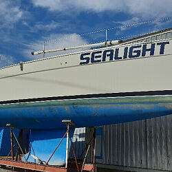 CYCLADES 43.3 (BENETEAU) 2005 - Sealight