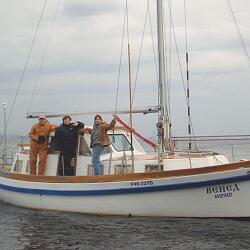 Круизная яхта 1940 - ВЕНЕД