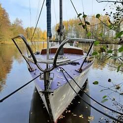 CUSTOM SAILBOAT 1982 - Парусно-моторная яхта