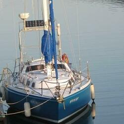 Sailboat CHATAM 33