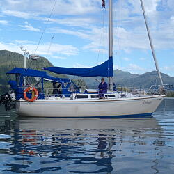 Sailboat CATALINA 30