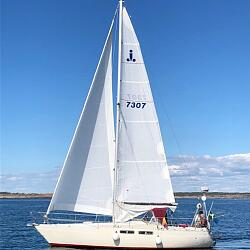 Sailboat JARRACK 33