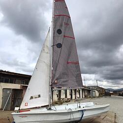 Парусная яхта BAHIA