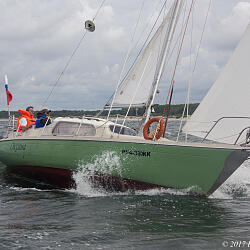 Sailboat DEHLER OPTIMA 83