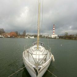 Парусная яхта CONTEST 31
