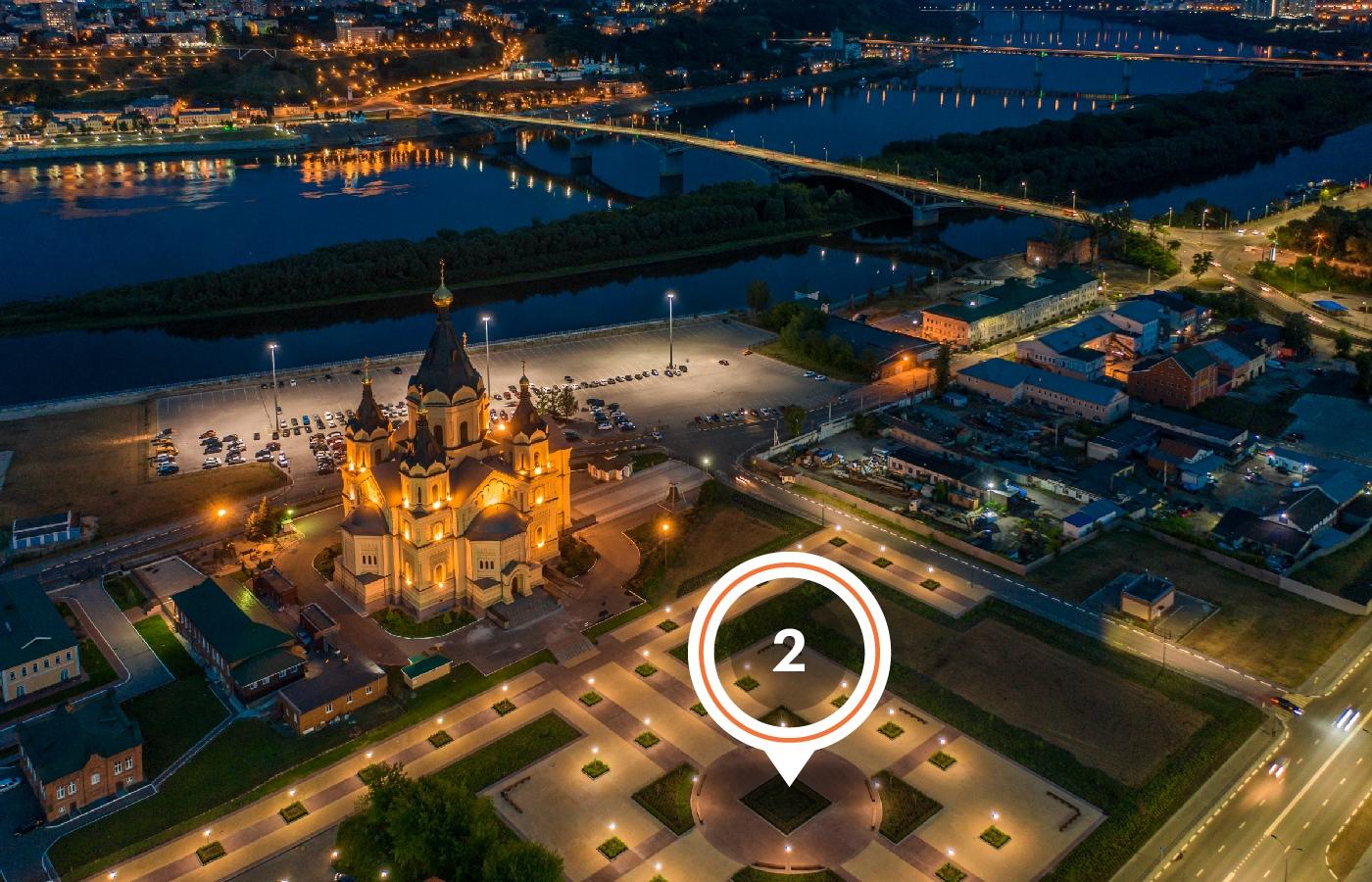 В Нижнем Новгороде стартовал конкурс на лучший эскиз памятника князю Александру Невскому