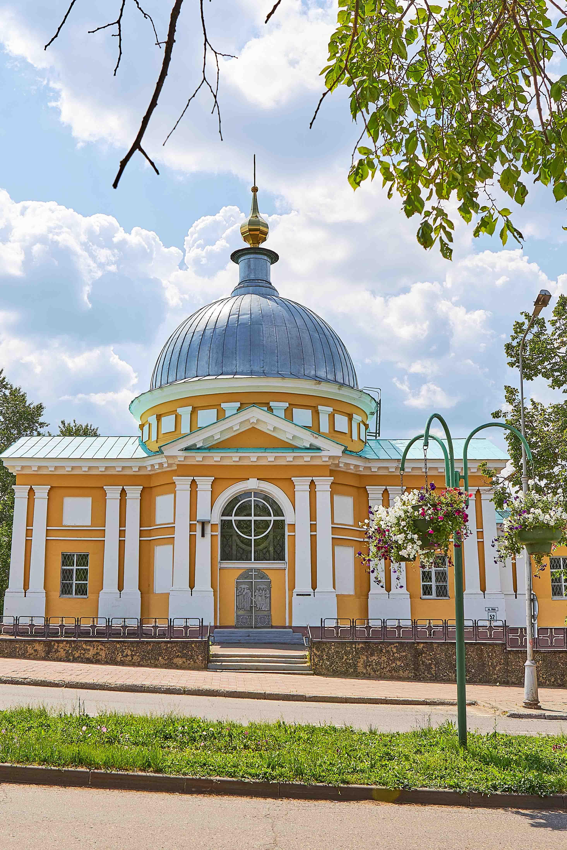 Храм в честь Всех Святых