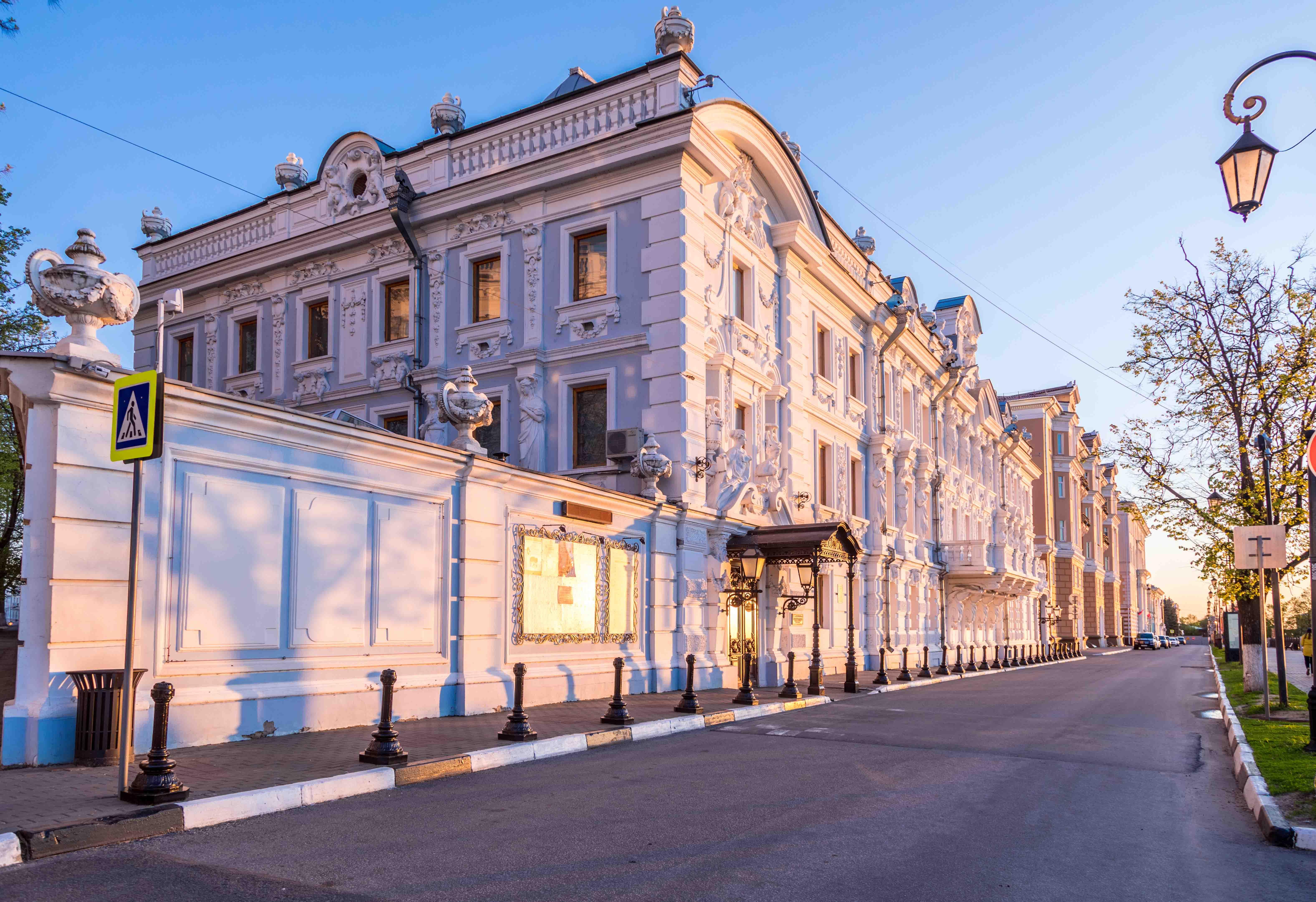 В Нижнем Новгороде с 22 июня поэтапно возобновят свою работу музеи и библиотеки