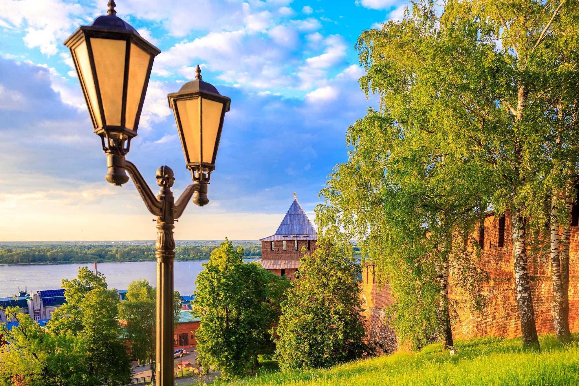 Нижегородская область вошла в топ-8 регионов для летнего отдыха на Волге
