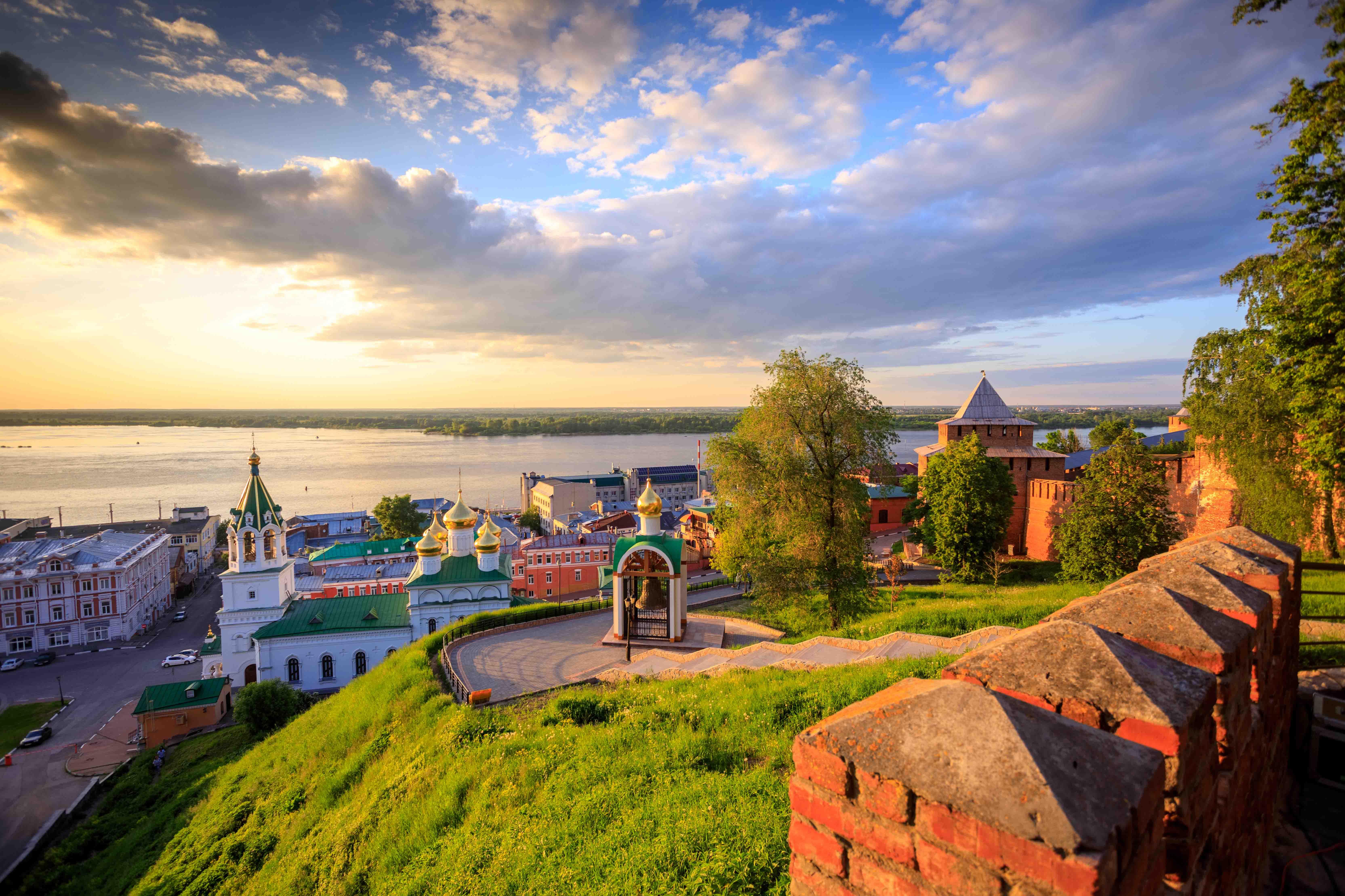 Владимир Путин объявил о присвоении Нижнему Новгороду звания «Город трудовой доблести»