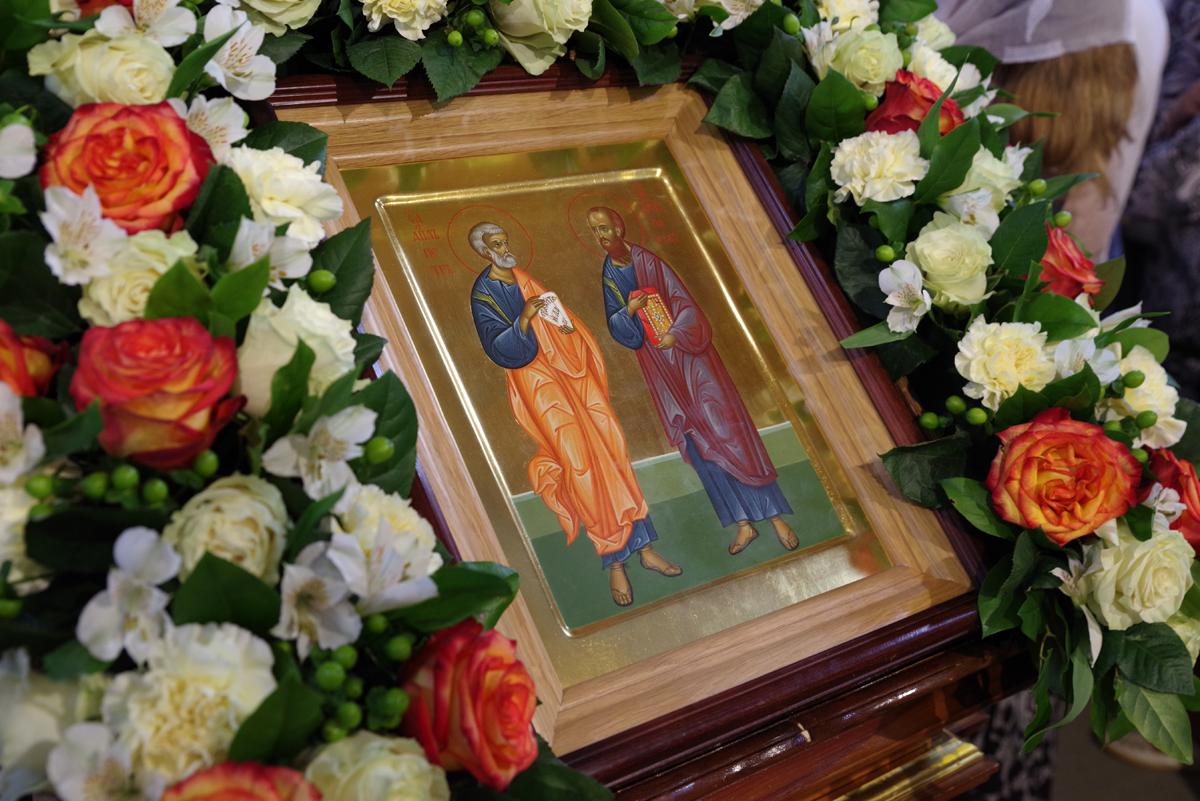 Святые первоверховные апостолы Петр и Павел: великие проповедники христианской веры